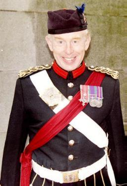 Brigadier The Honourable HBHE Monro MBE. Appointed  Friday 6th July 2001